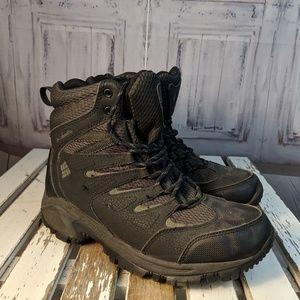 Columbia Mens winter snow warm waterproof shoes gu